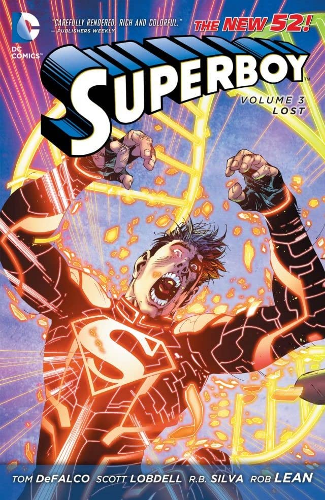 Superboy (2011-2014) Vol. 3: Lost