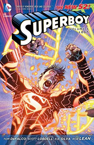 Superboy (2011-2014) Tome 3: Lost
