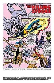 New Mutants (1983-1991) #85