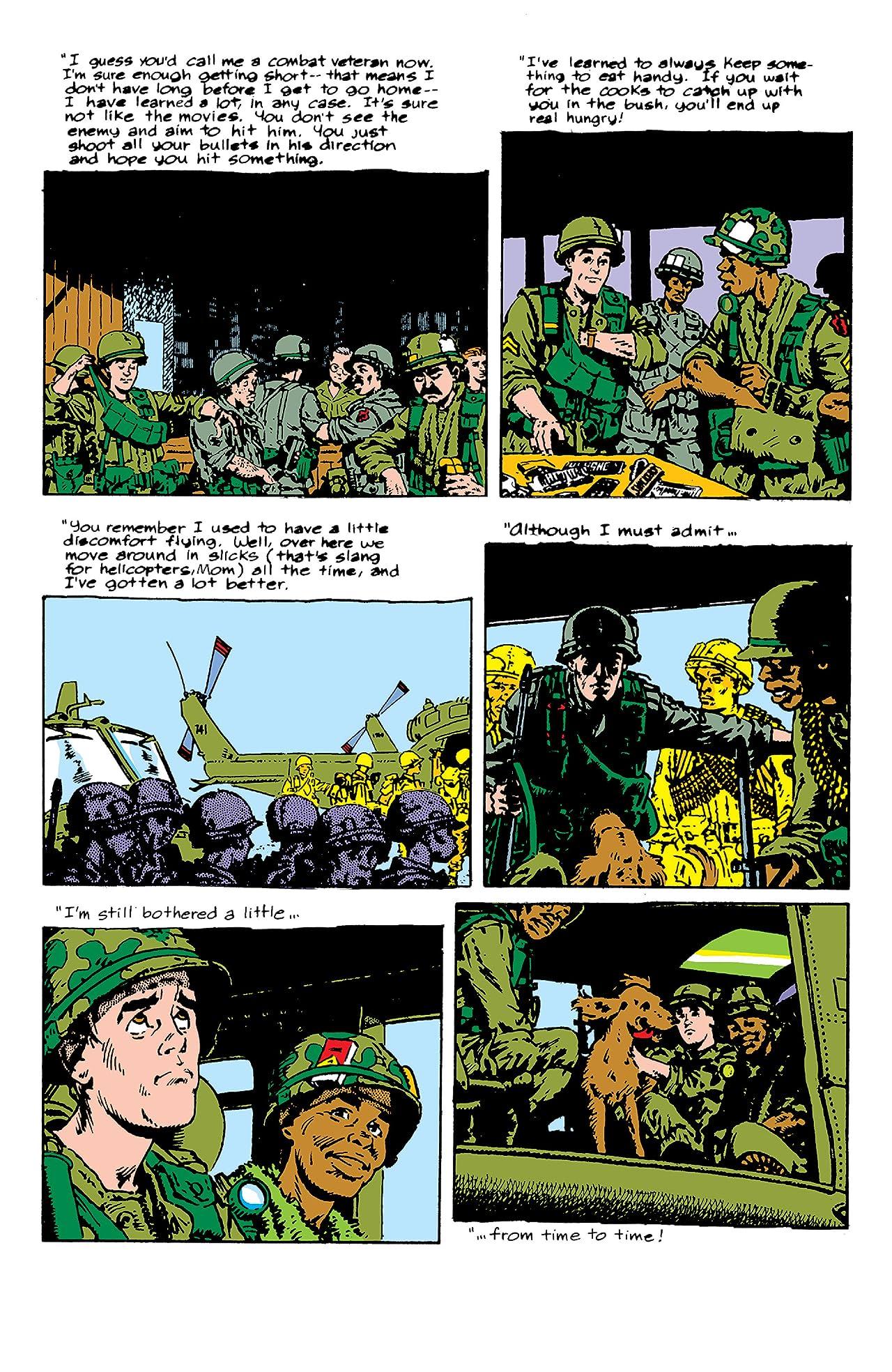 The 'Nam (1986-1990) #12