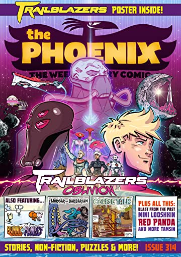 The Phoenix #314: The Weekly Story Comic