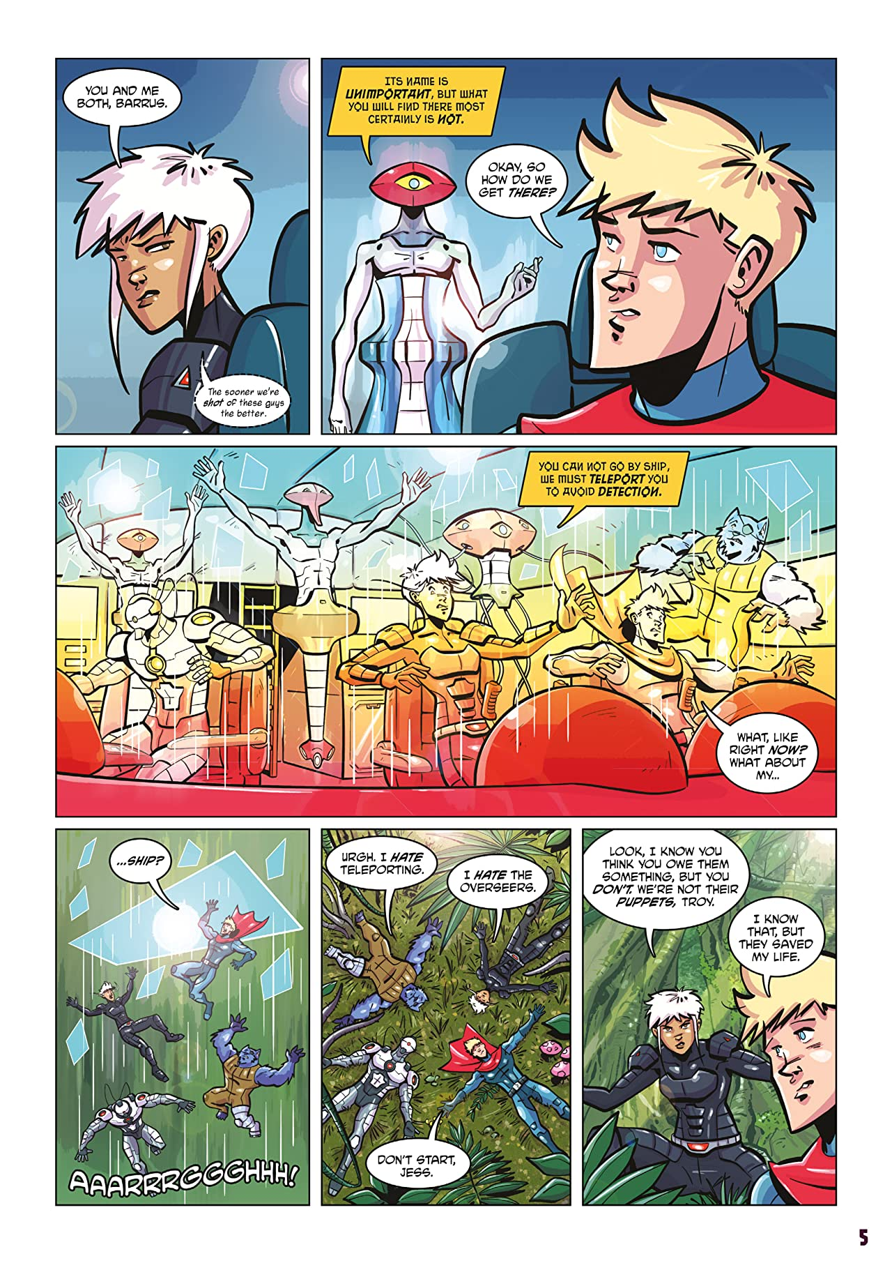 The Phoenix #315: The Weekly Story Comic