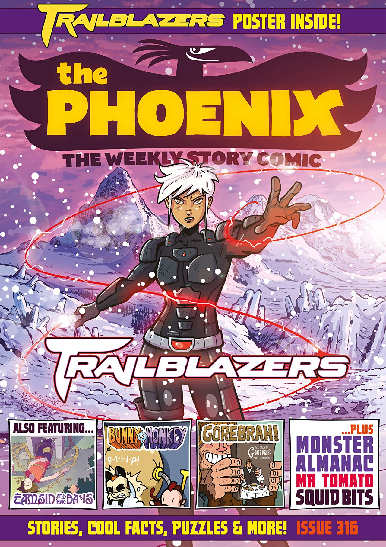 The Phoenix #316: The Weekly Story Comic