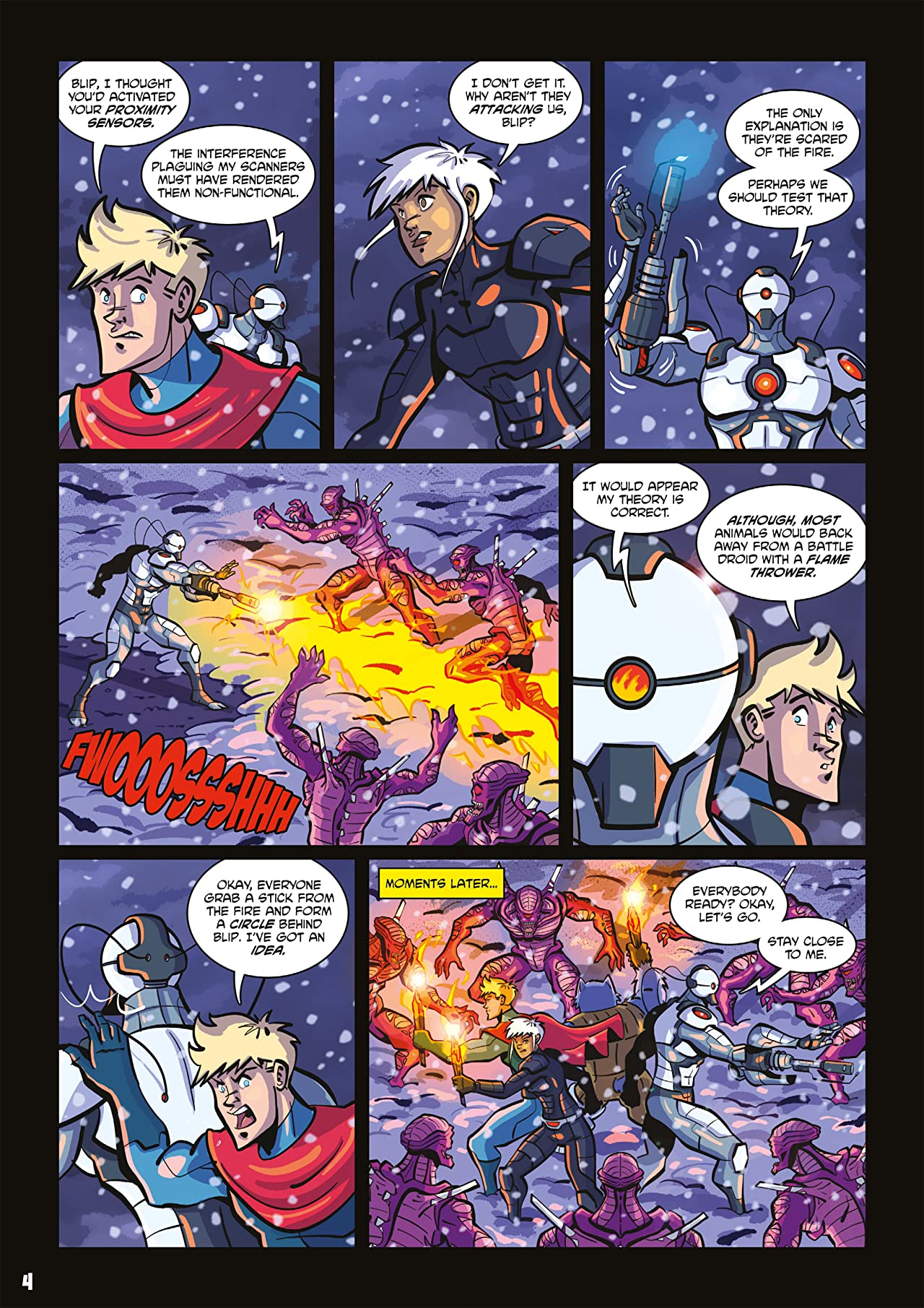 The Phoenix #318: The Weekly Story Comic
