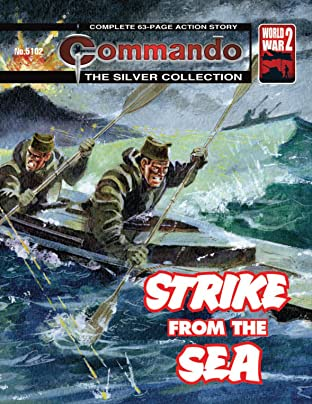 Commando #5102: Strike From The Sea