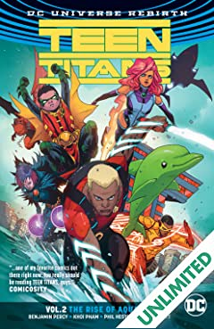 Teen Titans (2016-) Vol. 2: The Rise of Aqualad