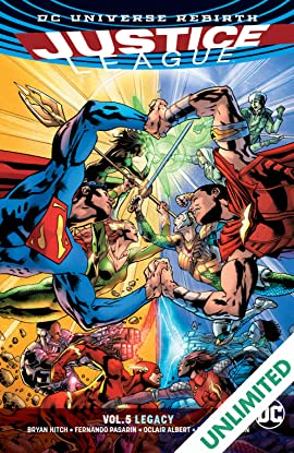Justice League (2016-2018) Vol. 5