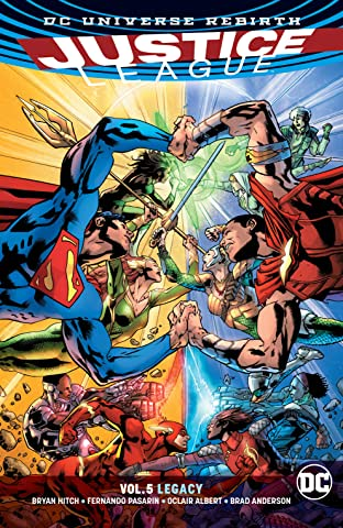 Justice League (2016-2018) Tome 5