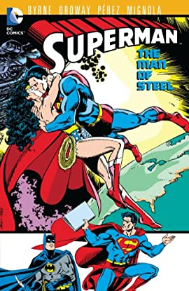 Superman: The Man of Steel Vol. 8