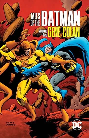 Tales of the Batman: Gene Colan  Vol. 2