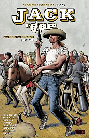 Jack of Fables: Deluxe Book 2