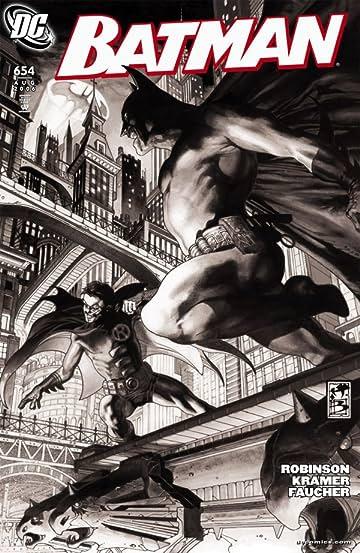 Batman (1940-2011) #654