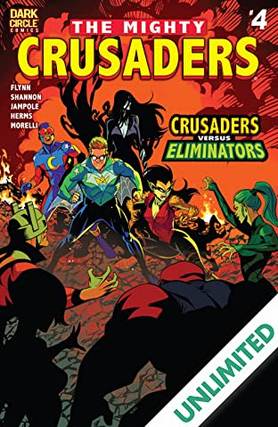The Mighty Crusaders (2017-) #4
