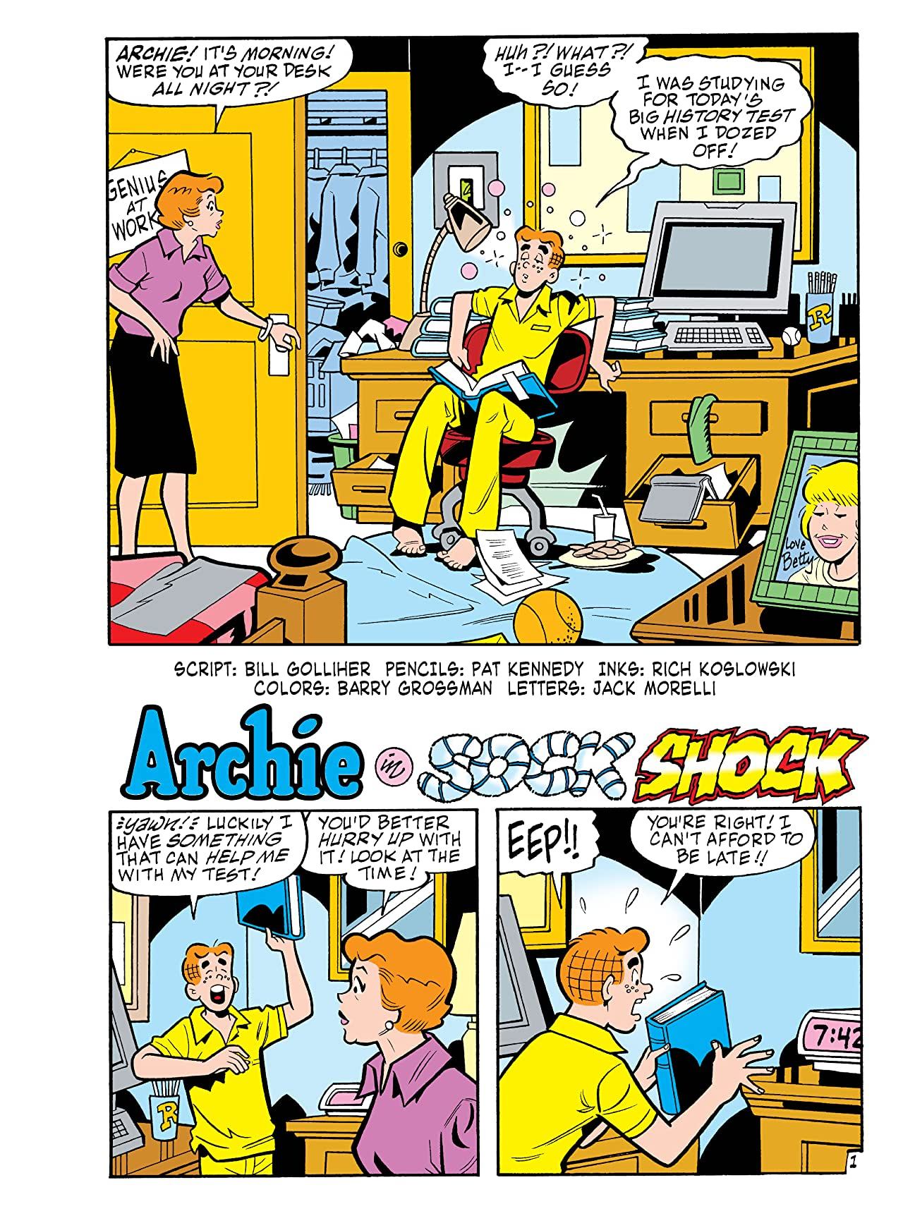 Archie 1000 Page Comics Treasury