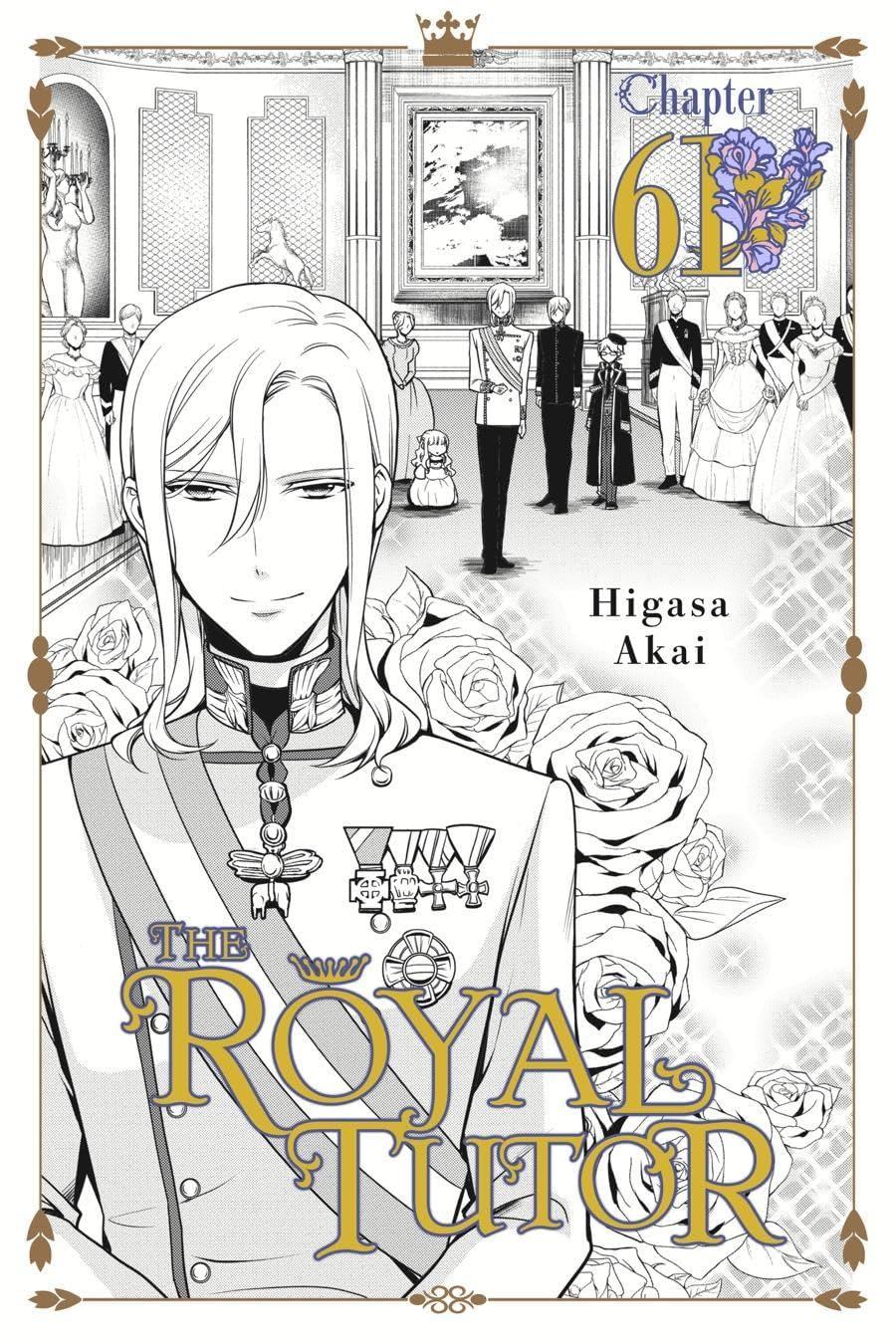 The Royal Tutor #61