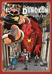 Delicious in Dungeon Vol. 4