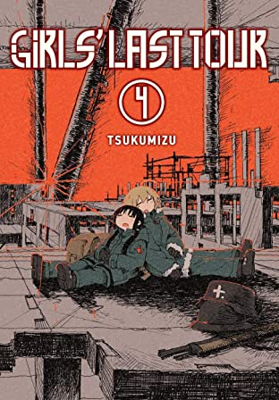 Girls' Last Tour Tome 4