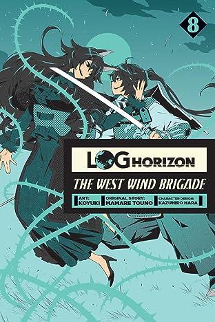 Log Horizon: The West Wind Brigade Vol. 8