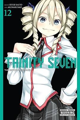 Trinity Seven Vol. 12: The Seven Magicians