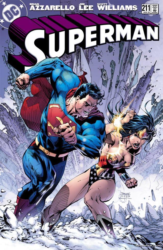 Superman (1987-2006) #211