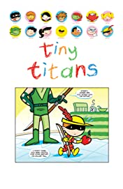 Tiny Titans Tome 1: Welcome to the Treehouse