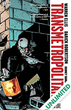 Transmetropolitan Vol. 2: Lust For Life