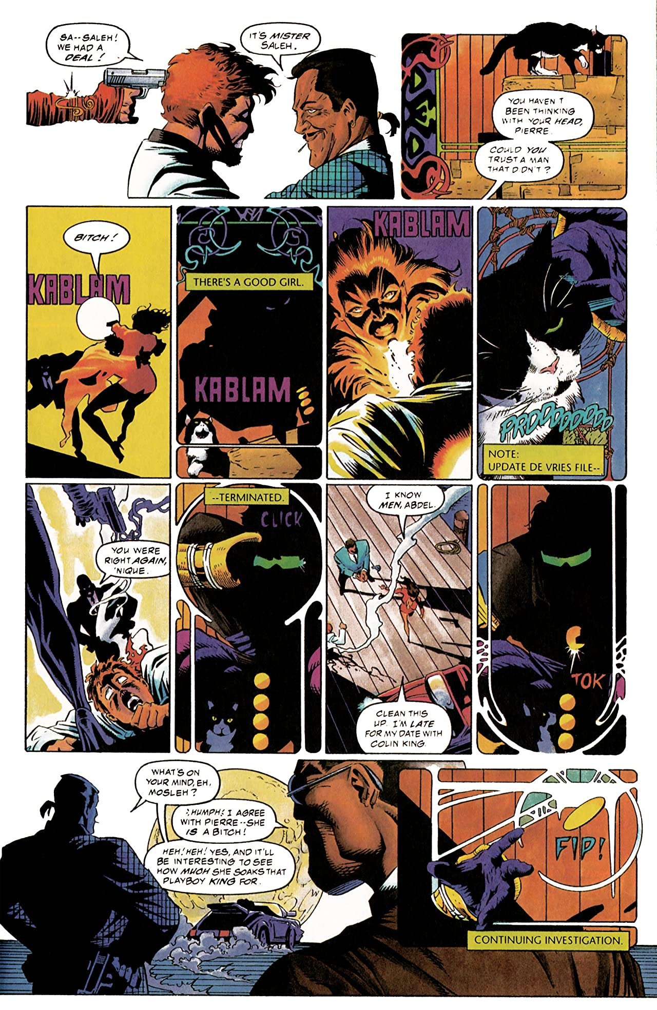 Ninjak: The Complete Classic Omnibus