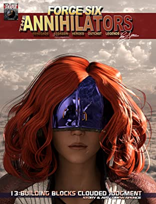 Force Six, The Annihilators #13