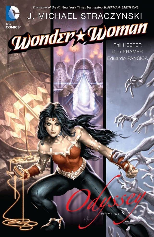 Wonder Woman Vol. 2: Odyssey
