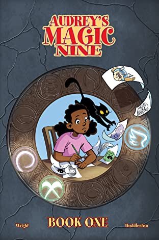 Audrey's Magic Nine Tome 1