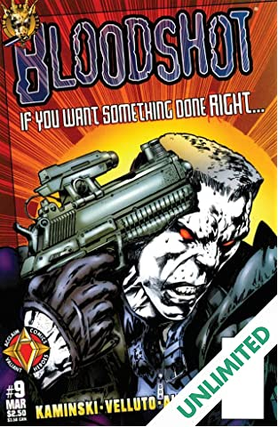 Bloodshot (1997-1998) #9