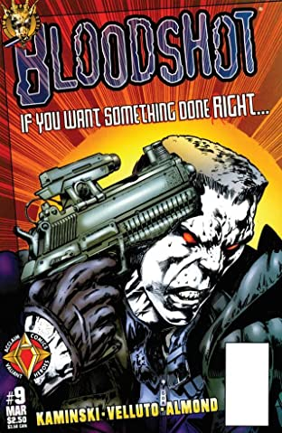 Bloodshot (1997-1998) No.9