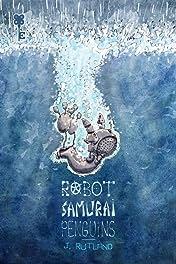 Robot Samurai Penguins #1