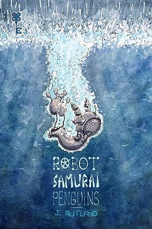 Robot Samurai Penguins No.1