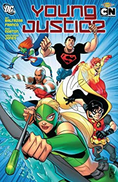 Young Justice (2011-2013) Tome 1