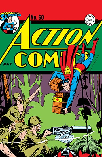 Action Comics (1938-2011) #60