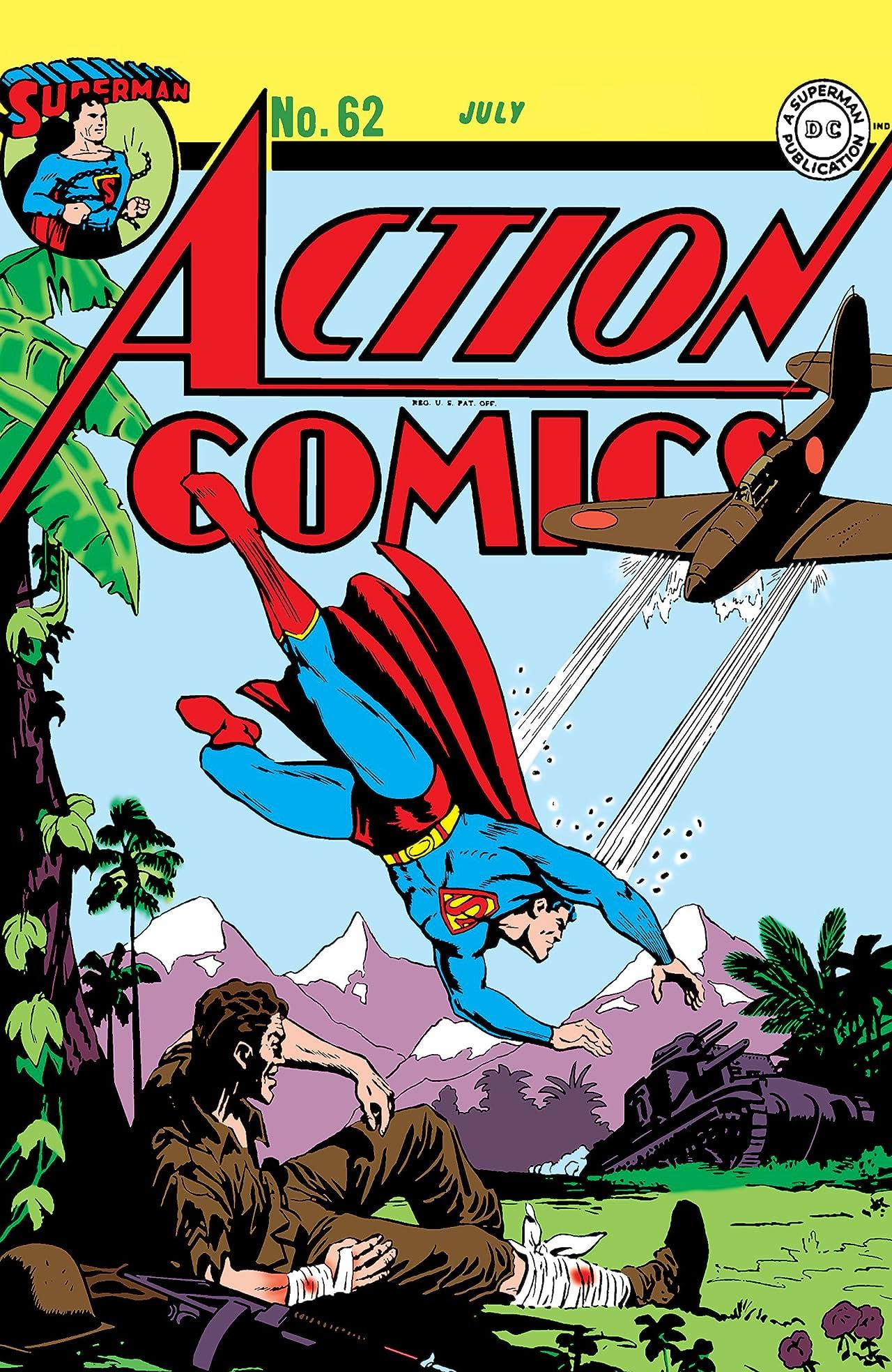 Action Comics (1938-2011) #62