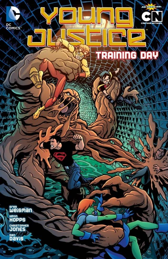 Young Justice (2011-2013) Vol. 2: Training Day