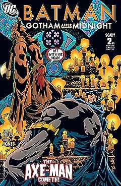 Batman: Gotham After Midnight (2008-2009) No.2