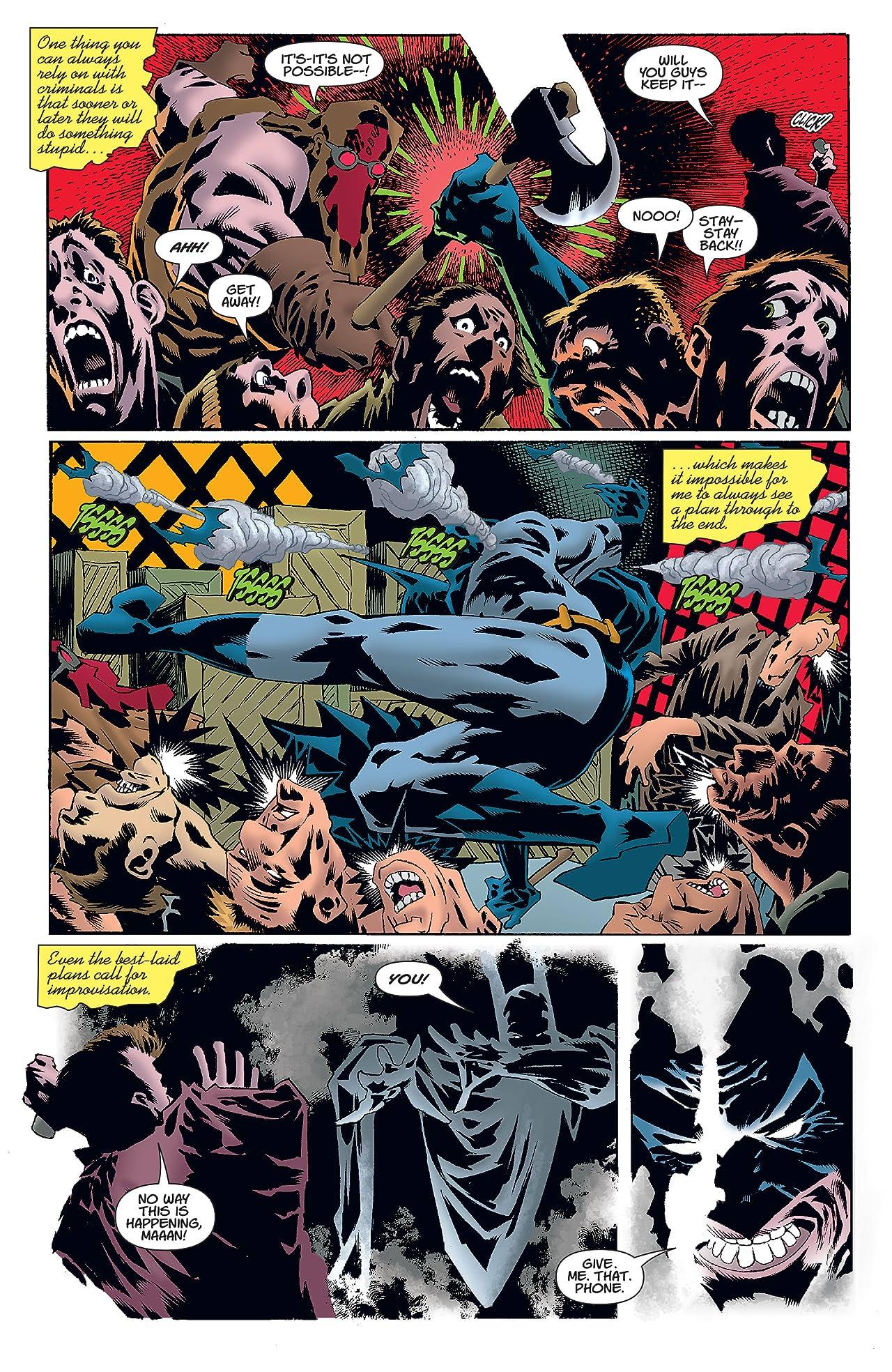 Batman: Gotham After Midnight (2008-2009) #2