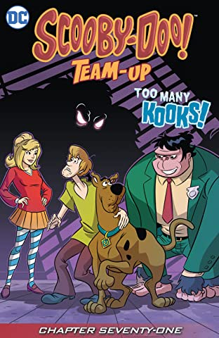 Scooby-Doo Team-Up (2013-) #71