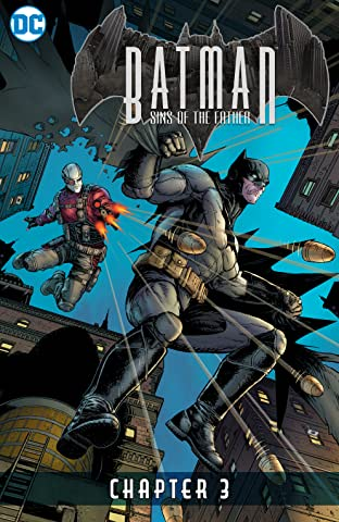 Batman: Sins of the Father (2018-) #3
