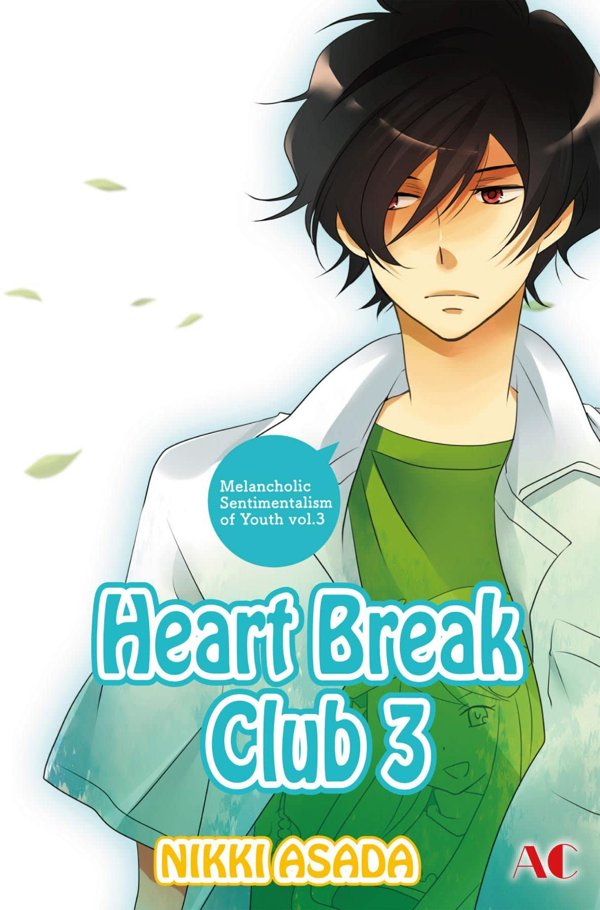 Heart Break Club Vol. 3