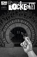 Locke & Key: Alpha - Black and White Exclusive #1