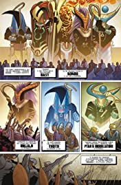 Pantera Nera Vol. 4: Avengers Del Nuovo Mondo