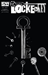 Locke & Key: Alpha - Black and White Exclusive #2