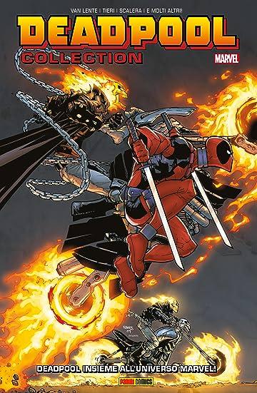 Deadpool insieme all'Universo Marvel!