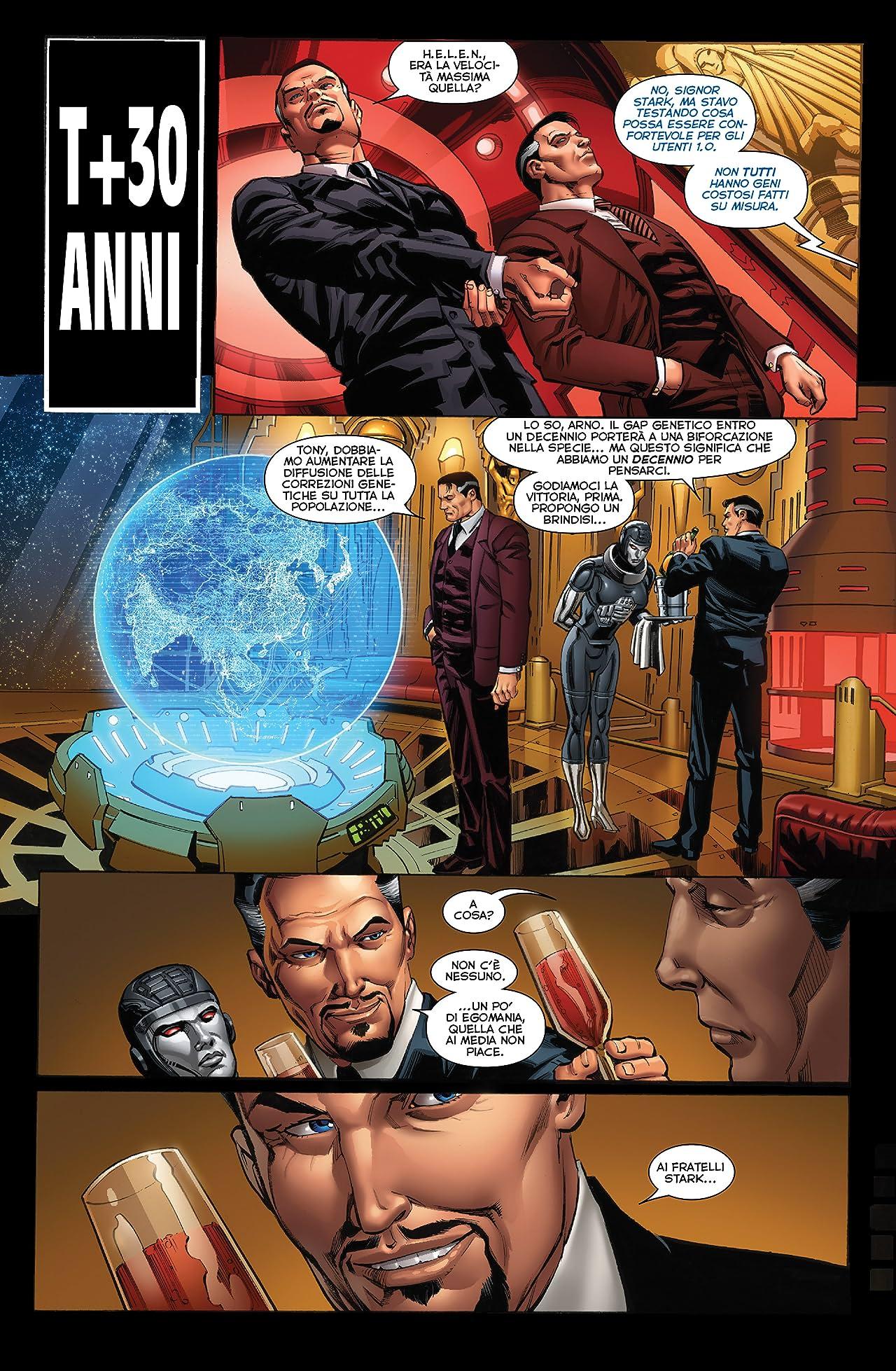 Iron Man Vol. 4: Iron Metropolitan