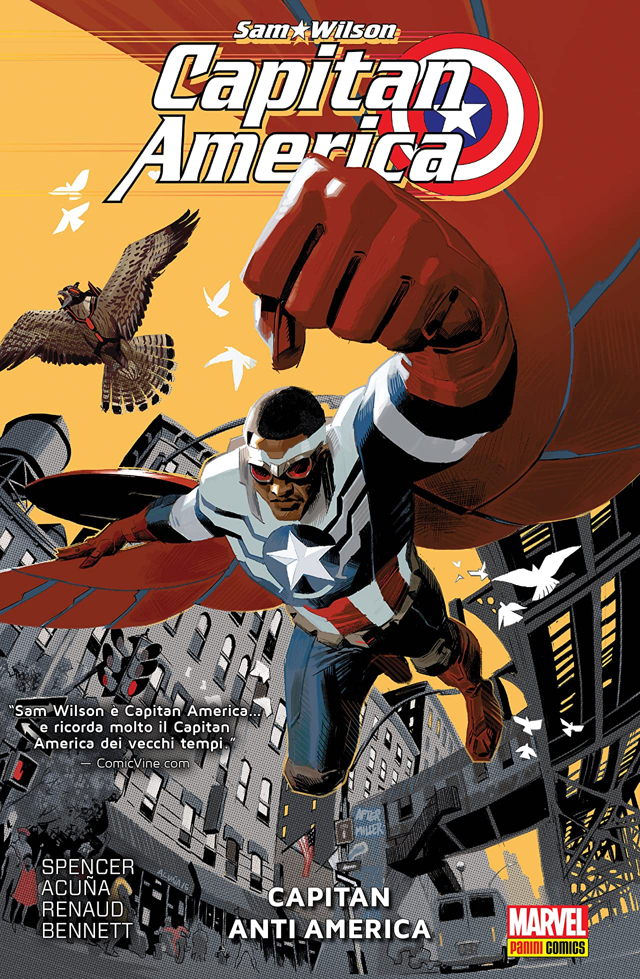 Capitan America: Sam Wilson Vol. 1: Capitan Anti America