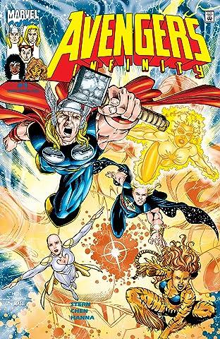 Avengers Infinity (2000) No.1 (sur 4)